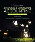 Horngrens Financial & Managerial Accounting The Financial Chapters