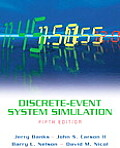 Discrete Event System Simulation 5th Edition