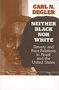 Neither Black Nor White Slavery & Race Relations in Brazil & the United States