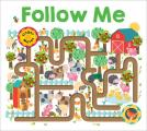 Follow Me: Maze Book