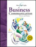 Business Communication Text 4th Edition