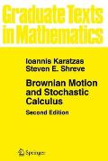 Brownian Motion & Stochastic Calculus 2nd Edition