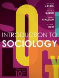 Introduction to Sociology 10th Edition