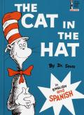 Cat In The Hat In English & Spanish