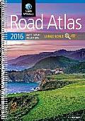 2016 Road Atlas Large Scale