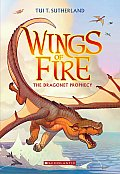 Wings of Fire 01 The Dragonet Prophecy