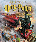 Harry Potter and the Sorcerers Stone: Illustrated Edition