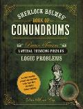 Sherlock Holmes Book of Conundrums Brain Teasers Lateral Thinking Puzzles Logic Problems