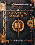 D&D 3rd Ed Monster Manual