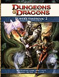 D&D 4th Ed Players Handbook 2