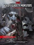 D&D 5th Ed Volos Guide to Monsters