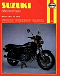 Suzuki Gs1000 Fours Owners Workshop Manual No. 484: 997cc. 1977 to 1979