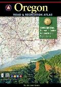 Benchmark||||Oregon Benchmark Road & Recreation Atlas