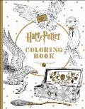 Harry Potter: Coloring Book #1