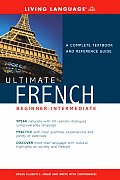 Ultimate French Beginner Intermediate Book