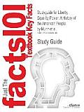 Studyguide for Liberty, Equality, Power: A History of the American People by Al., Murin Et, ISBN 9780534627300