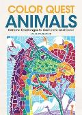 Color Quest Animals Extreme Coloring Challenges to Complete