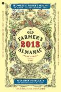 Old Farmers Almanac 2018