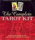Complete Tarot Kit Everything a Beginner Needs to Start Their Journey with Tarot With BookWith 2 Card Decks With Journal
