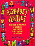 Alphabet Antics Hundreds Of Activities