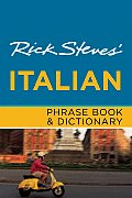 Rick Steves Italian Phrase Book & Dictionary 6th Edition