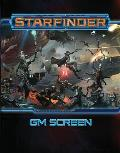 Starfinder RPG Starfinder GM Screen
