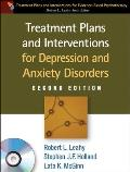 Treatment Plans & Interventions For Depression & Anxiety Second Edition