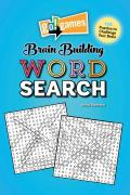 GoGames Brain Building Word Search 188 Puzzles