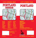 Portland Gresham City Street Map