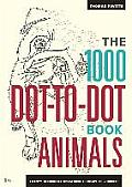 1000 Dot To Dot Book Animals