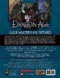 Dragon Age RPG Game Masters Kit Revised Edition
