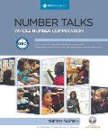 Number Talks Common Core Edition Grades K 5 Helping Children Build Mental Math & Computation Strategies