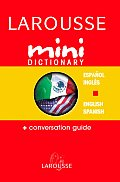 Larousse Mini Dictionary Espanol Ingles English Spanish
